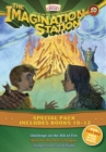 Imagination Station Books 3-Pack: Challenge On The Hill Of F - Book
