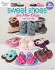 Sweet Shoes for Wee Ones : 15 Crochet Shoe Designs for Babies - Book