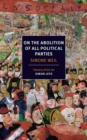 On The Abolition Of All Polictical - Book