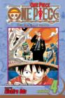 One Piece, Vol. 4 - Book