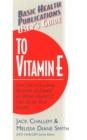 User's Guide to Vitamin E - eBook