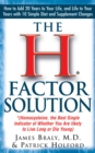 The H Factor Solution : Homocysteine, the Best Single Indicator of Whether You Are Likely to Live Long or Die Young - eBook