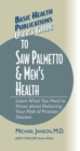 User's Guide to Saw Palmetto and Men's Health - eBook