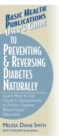 User's Guide to Preventing and Reversing Diabetes Naturally - eBook