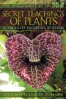 The Secret Teachings of Plants : The Intelligence of the Heart in Direct Perception to Nature - Book