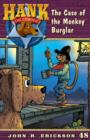 The Case of the Monkey Burglar - eBook