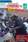 Masters of the Sabar : Wolof Griot Percussionists of Senegal - Book