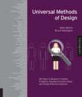 Universal Methods of Design : 100 Ways to Research Complex Problems, Develop Innovative Ideas, and Design Effective Solutions - Book
