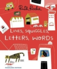 LINES, SQUIGGLES, LETTERS, WORDS - Book