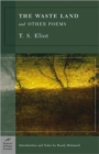 The Waste Land and Other Poems (Barnes & Noble Classics Series) - Book