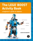 The Lego Boost Activity Book - Book