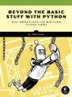 Beyond the Basic Stuff with Python - eBook