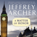 A Matter of Honor - eAudiobook