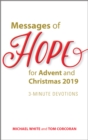 Messages of Hope for Advent and Christmas 2019 : 3-Minute Devotions - eBook