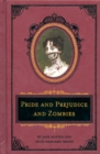 Pride And Prejudice And Zombies Deluxe - Book