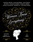 Women Know Everything! : 3,241 Quips, Quotes, and Brilliant Remarks - Book