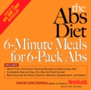 The Abs Diet 6-Minute Meals for 6-Pack Abs : More than 150 Great-Tasting Recipes to Melt Away Fat: A Cookbook - eBook