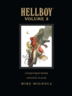 Hellboy Library Volume 3: Conqueror Worm and Strange Places - Book