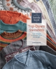 The Knitter's Handy Book of Top-Down Sweaters : Basic Designs in Multiple Sizes and Gauges - Book