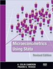 Microeconometrics Using Stata : Revised Edition - Book