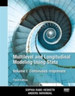 Multilevel and Longitudinal Modeling Using Stata, Volume I : Continuous Responses, Third Edition - Book