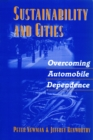 Sustainability and Cities - eBook