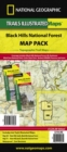 Black Hills National Forest, Map Pack Bundle : Trails Illustrated Other Rec. Areas - Book