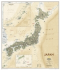 Japan Executive, Tubed : Wall Maps Countries & Regions - Book