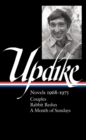 John Updike: Novels 1968-1975 (LOA #326) : Couples / Rabbit Redux / A Month of Sundays - Book