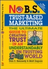 No B.S.Trust-Based Marketing - Book