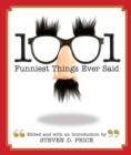 1001 Funniest Things Ever Said - eBook