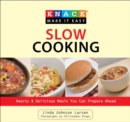 Knack Slow Cooking : Hearty & Delicious Meals You Can Prepare Ahead - eBook