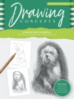 Step-by-Step Studio: Drawing Concepts : A complete guide to essential drawing techniques and fundamentals - Book