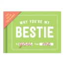Knock Knock Why You`re My Bestie Fill in the Love Journal - Book