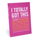 Knock Knock I Totally Got This Inner Truth Journal - Book