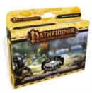Pathfinder Adventure Card Game: Skull & Shackles Adventure Deck 2 - Raiders of the Fever Sea - Book