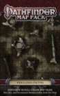 Pathfinder Map Pack: Perilous Paths - Book