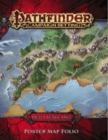 Pathfinder Campaign Setting: Hell's Vengeance Poster Map Folio - Book