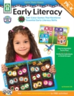 Color Photo Games: Early Literacy, Grades PK - K : 18 Full-Color Games That Reinforce Essential Early Literacy Skills - eBook