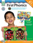 Color Photo Games: First Phonics, Grades K - 1 : 18 Full Color Games That Reinforce Essential Early Literacy Skills - eBook