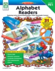 Alphabet Readers, Grades PK - 1 : Exploring Letter-Sound Relationships within Meaningful Content - eBook