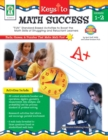 "Keys to Math Success, Grades 1 - 2 : ""FUN"" Standard-Based Activities to Boost the Math Skills of Struggling and Reluctant Learners - eBook"