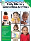 Early Literacy Intervention Activities, Grades PK - K - eBook