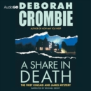 A Share in Death - eAudiobook