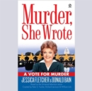 A Vote for Murder - eAudiobook
