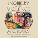 Snobbery with Violence - eAudiobook