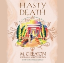 Hasty Death - eAudiobook