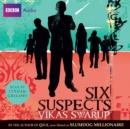Six Suspects - eAudiobook
