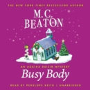 Busy Body - eAudiobook
