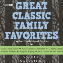 Great Classic Family Favorites - eAudiobook